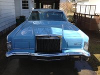 Picture of 1978 Lincoln Continental, exterior