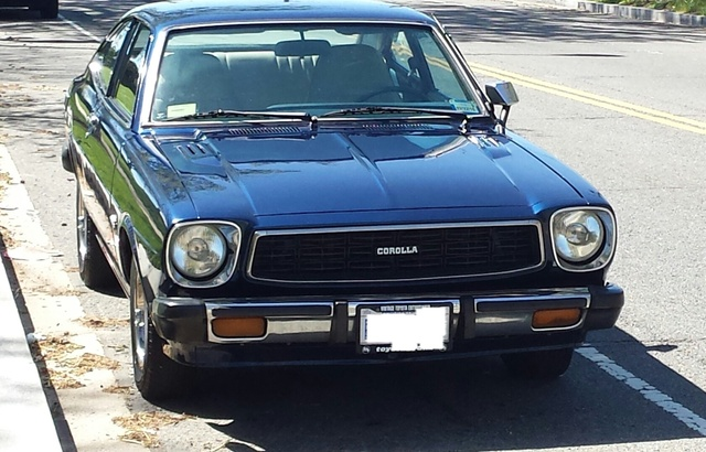 1978 Toyota Corolla Pictures Cargurus