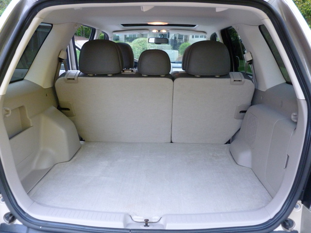 Picture of 2010 Mercury Mariner Premier, interior, gallery_worthy