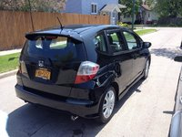 Picture of 2009 Honda Fit Sport w/ Nav, exterior