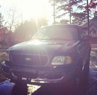 Picture of 1998 Ford F-150 Lariat 4WD SB, exterior, gallery_worthy