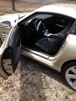 Picture of 2006 Chrysler Crossfire SRT-6 SRT-6 Coupe, interior