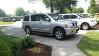2006 Nissan Armada LE, exterior