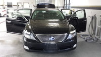 Picture of 2009 Lexus LS 600h L Base, exterior