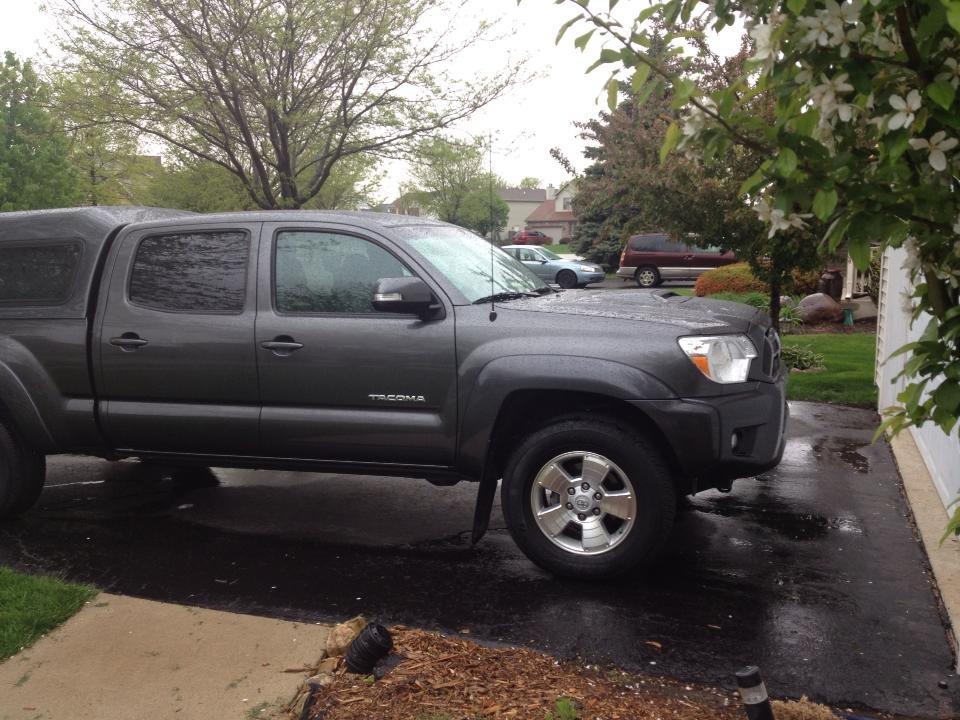 2013 toyota tacoma prerunner double autos post. Black Bedroom Furniture Sets. Home Design Ideas