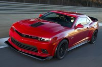 2015 Chevrolet Camaro Overview