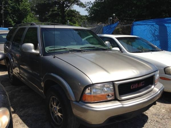 Picture of 1998 GMC Envoy 4 Dr STD 4WD SUV