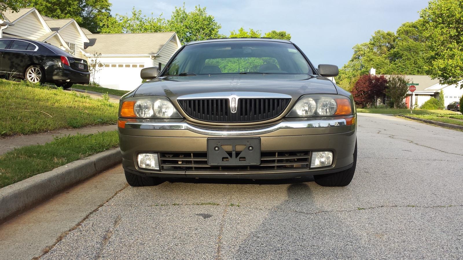 Lincoln Ls V Pic on 2002 Lincoln Ls V8 Lse