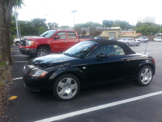 Used 2001 Audi TT Pricing  For Sale  Edmunds