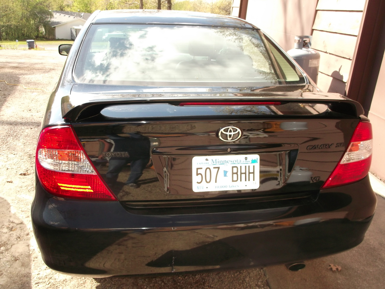 2004 toyota camry for sale in rochester mn cargurus. Black Bedroom Furniture Sets. Home Design Ideas