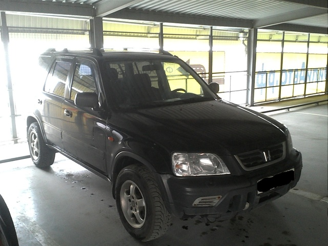 Picture of 1997 Honda CR-V, exterior, gallery_worthy