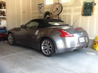 Picture of 2013 Nissan 370Z Roadster, exterior