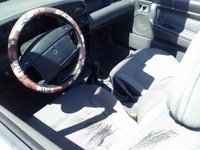 Picture of 1991 Mercury Capri 2 Dr XR2 Turbo Convertible, interior