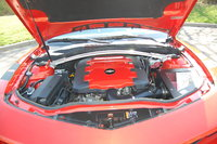 Picture of 2011 Chevrolet Camaro LT2 Convertible, engine