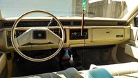 Picture of 1987 Cadillac DeVille Base Sedan, interior