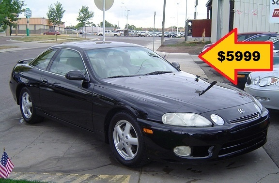 Picture of 1998 Lexus SC 300 Base