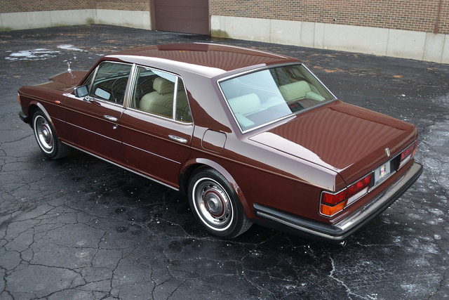 Picture of 1981 Rolls-Royce Silver Spirit