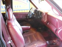 1998 GMC Yukon picture, interior