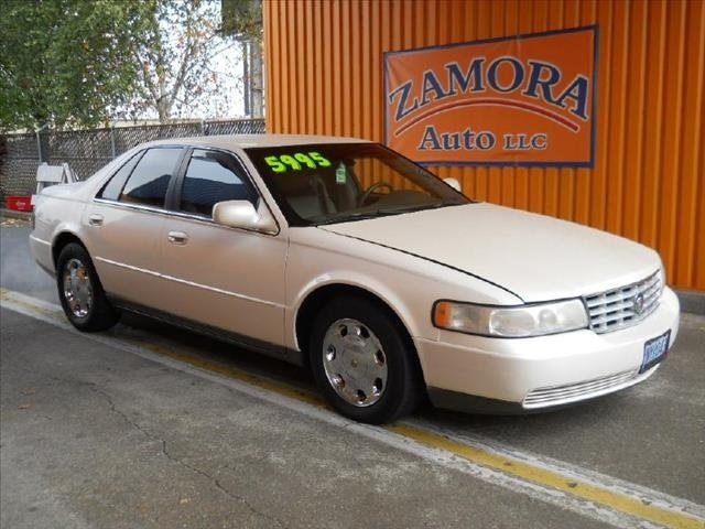 2001 Cadillac Seville - Overview - CarGurus