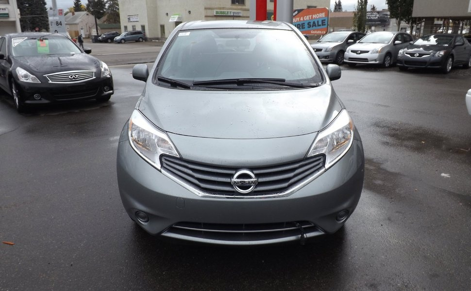 Picture of 2014 Nissan Versa Note SV w/ SL