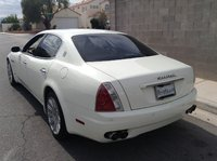 Picture of 2006 Maserati Quattroporte 4dr Sedan, exterior