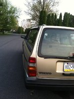 Picture of 1992 Volvo 245, exterior