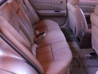 1996 Nissan Maxima GXE picture, interior