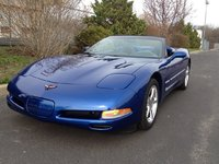 Picture of 2002 Chevrolet Corvette Convertible, exterior