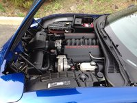 Picture of 2002 Chevrolet Corvette Convertible, engine