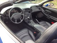 Picture of 2002 Chevrolet Corvette Convertible, interior