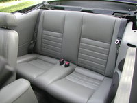 Picture of 2002 Ford Mustang GT Premium Convertible, interior