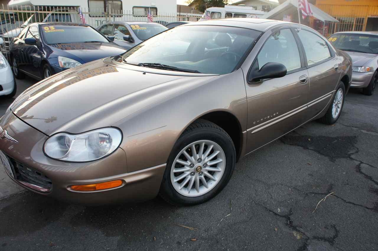 picture of 1999 chrysler concorde 4 dr lxi sedan exterior. Cars Review. Best American Auto & Cars Review