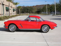Picture of 1962 Chevrolet Corvette Convertible Roadster, exterior