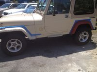 Picture of 1989 Jeep Wrangler Sahara, exterior, gallery_worthy