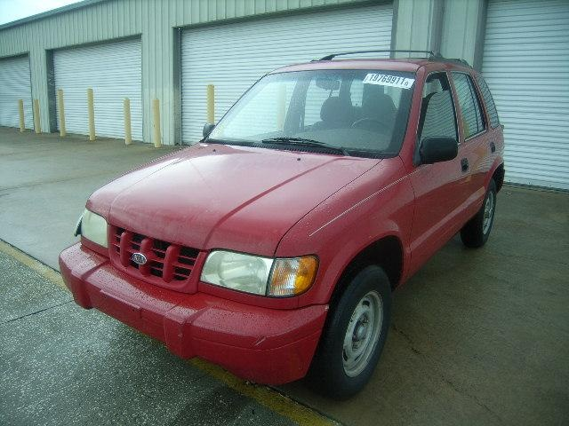 Picture of 1999 Kia Sportage Base 4WD