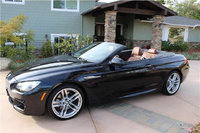 2013 BMW 6 Series 650i Convertible picture, exterior