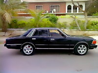 1984 Nissan Maxima Overview