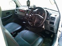 Picture of 2000 Mitsubishi Pajero, interior