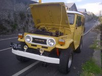 1974 Toyota FJ40 Overview