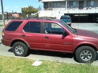 Picture of 1998 Honda Passport 4 Dr LX SUV, exterior, gallery_worthy