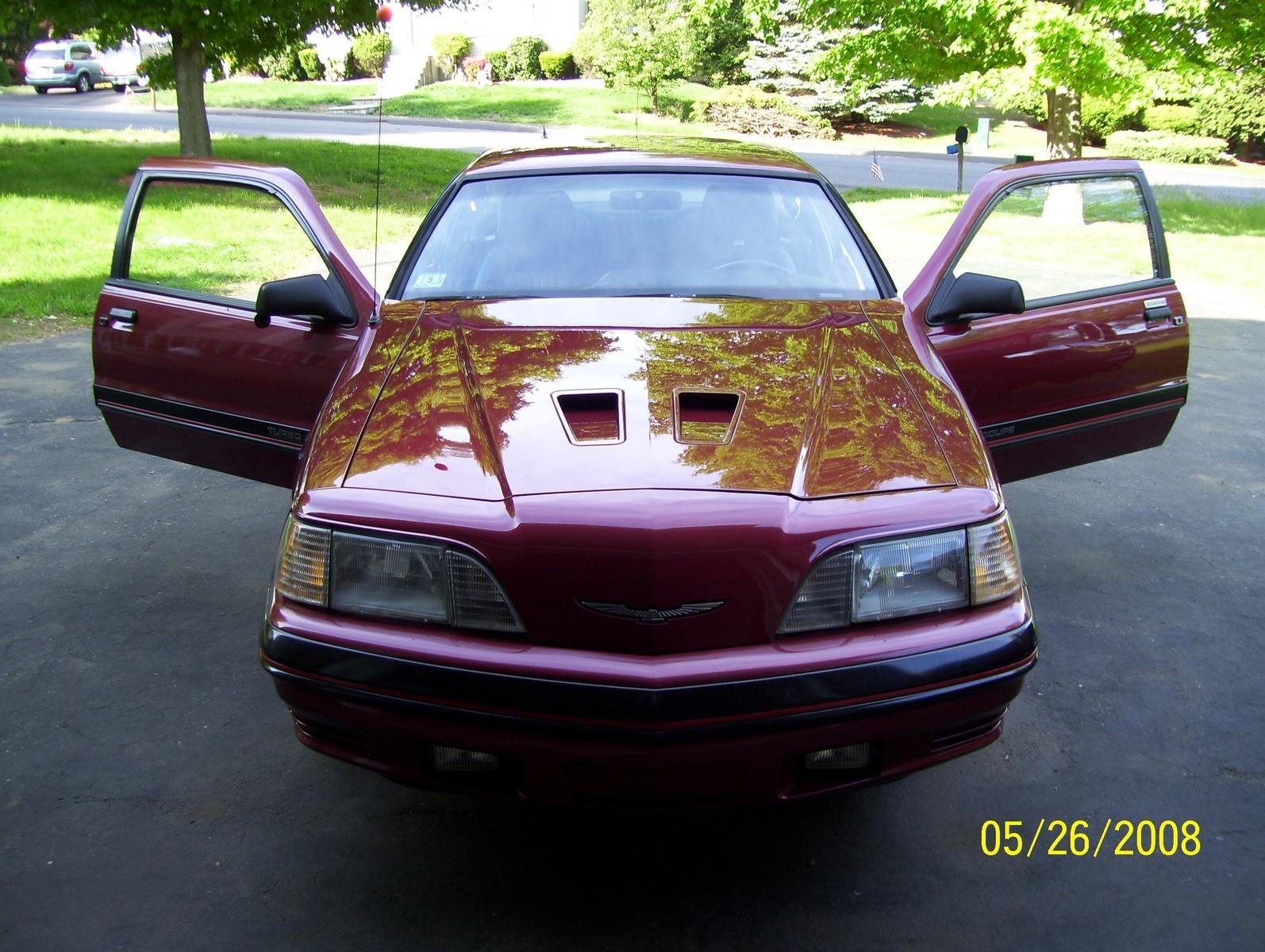 Ford Thunderbird Questions  1987 TBird Turbo Coupe  CarGurus