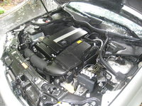 Picture of 2004 Mercedes-Benz C-Class C 230 Kompressor Supercharged Hatchback, engine
