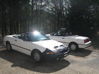 Picture of 1991 Mercury Capri 2 Dr STD Convertible, exterior