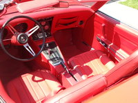 Picture of 1972 Chevrolet Corvette Convertible, interior