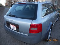 2001 Audi Allroad Overview