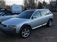Picture of 2001 Audi Allroad Quattro, exterior
