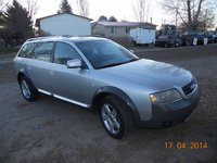 Picture of 2001 Audi Allroad Quattro