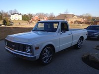 1971 Chevrolet C/K 10 Overview