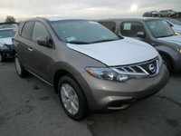 Picture of 2012 Nissan Murano S AWD, exterior