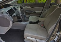 Picture of 2012 Honda Civic LX, interior, gallery_worthy